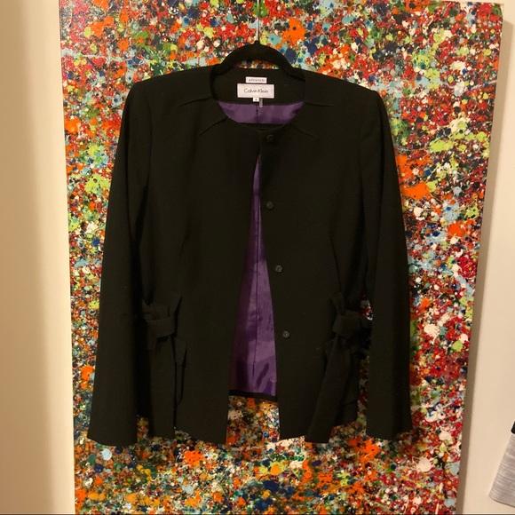 Designers almost new Calvin Klein blazer.